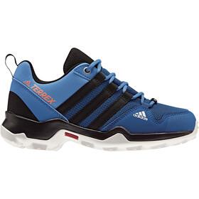 adidas TERREX AX2R ClimaProof Sko Børn blå/sort